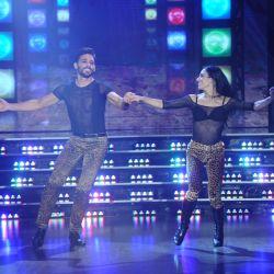 Hernan Piquin-Cecilia Figaredo- final Bailando 2014 2