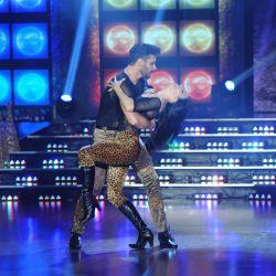 Hernan Piquin-Cecilia Figaredo- final Bailando 2014 3