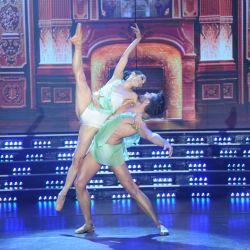 Hernan Piquin-Cecilia Figaredo- final Bailando 2014 4