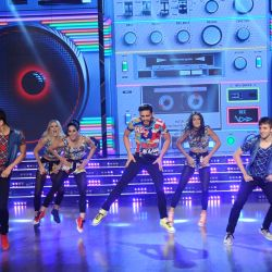 Hernan Piquin-Cecilia Figaredo- final Bailando 2014 6