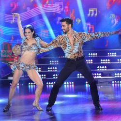 Hernan Piquin-Cecilia Figaredo- final Bailando 2014 7