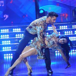Hernan Piquin-Cecilia Figaredo- final Bailando 2014 8
