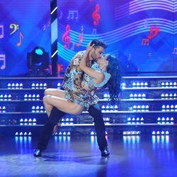 Hernan Piquin-Cecilia Figaredo- final Bailando 2014