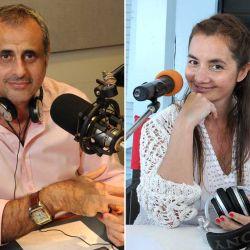 Nancy Pazos - Jorge Rial
