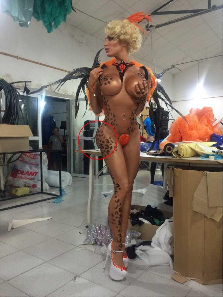 Fotos desnudas de chicas adolescentes famosas
