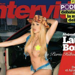Alejandra Bozzo Interviu