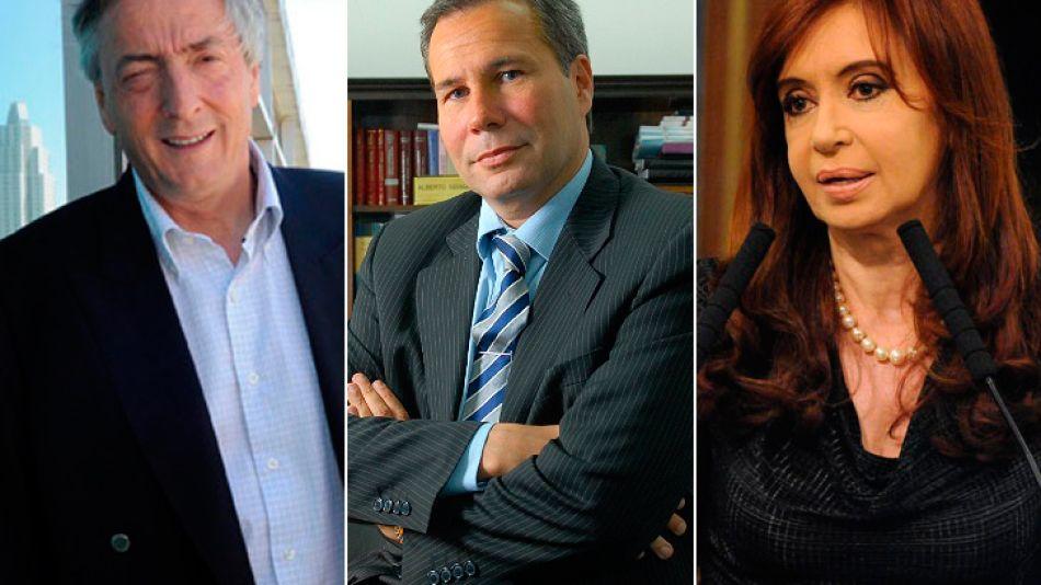 Néstor Kirchner nombró a Nisman en la causa AMIA. Diez años después, denunció a su mujer por encubrimiento.