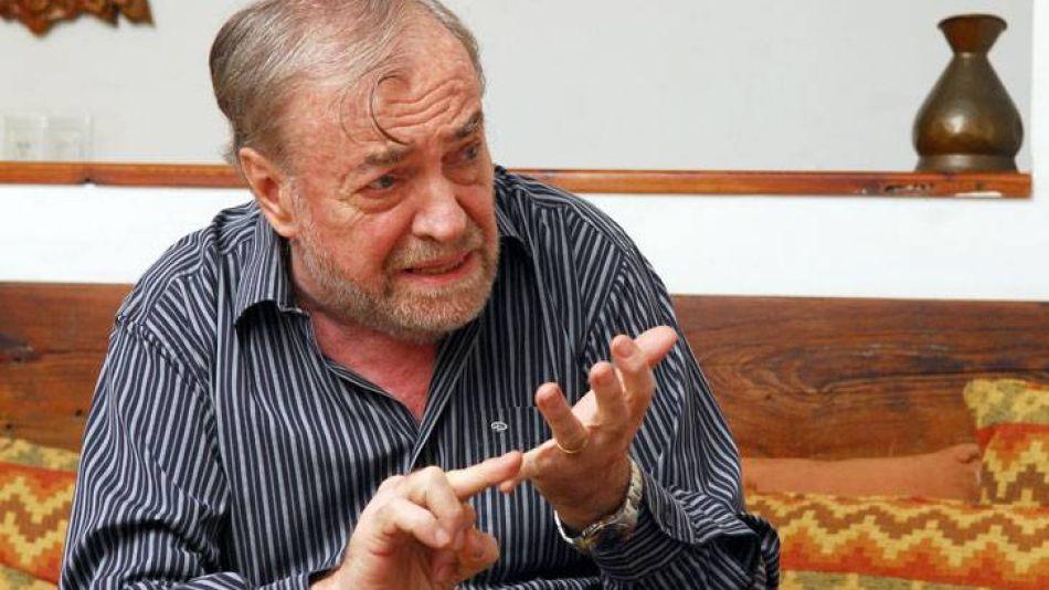 El periodista y diputado Miguel Bonasso.