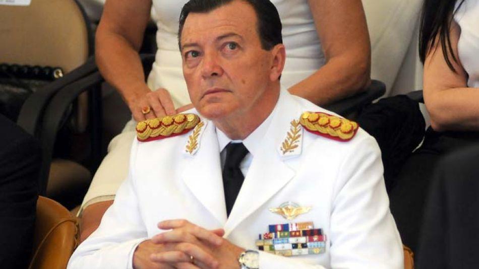 Cuestionado. Milani fue denunciado por supuestas acciones de inteligencia interna ilegal.