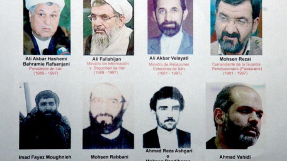 Las alertas de Interpol contra algunos de los sospechosos del atentado a la AMIA, emitidas en 2006.