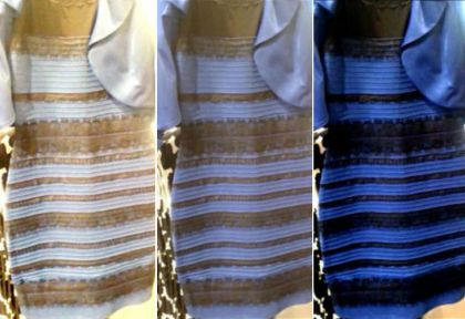 Debate En Las Redes De Qué Color Ves Este Vestido Perfil