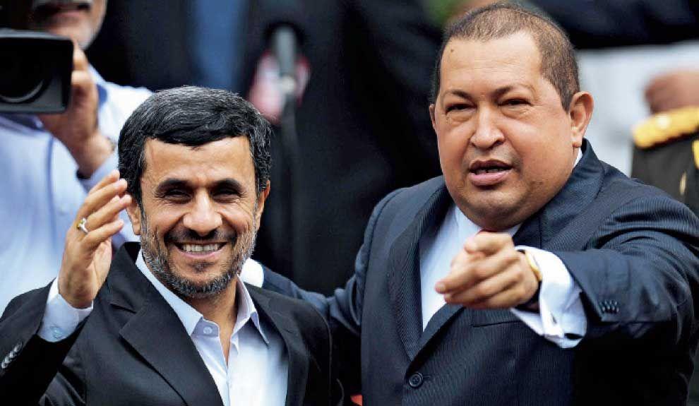 Según la revista brasileña  Veja, ex funcionarios chavistas afirman que Venezuela  intermedió en el acuerdo  entre Argentina e Irán y  que Chávez y el entonces  presidente iraní Mahmud Ahmadinejad habrían discutido la investigación de Alberto Nisman.