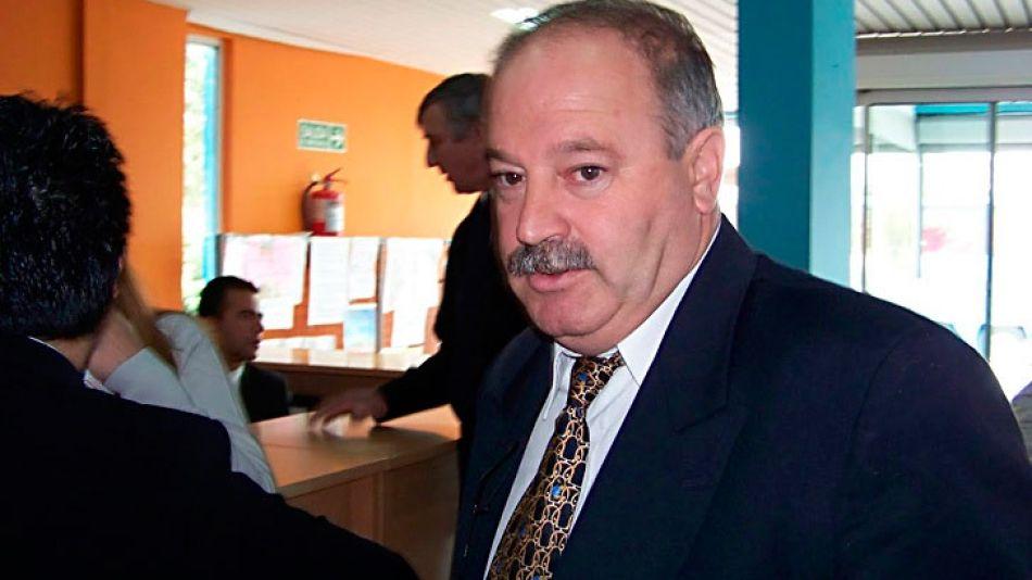 El titular de la Unión Tranviarios Automotor (UTA), Roberto Fernández.