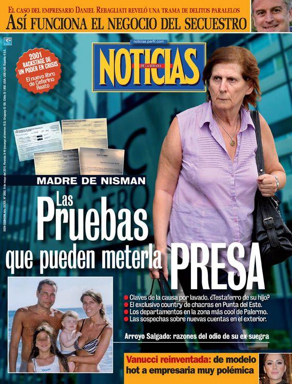 Tapa última edición revista noticias