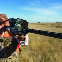 caza de perdices con drones