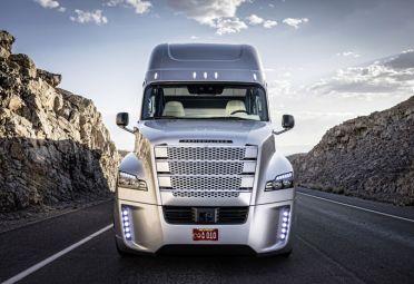camión sin chofer