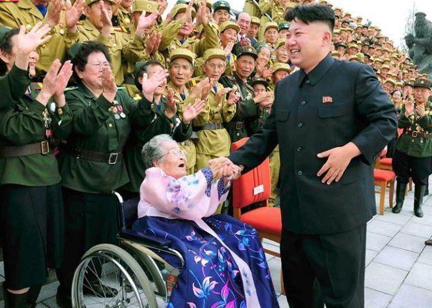 Kim Jong Un ejecuta