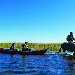 canoa trineo 1