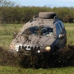 jeep barro mujica