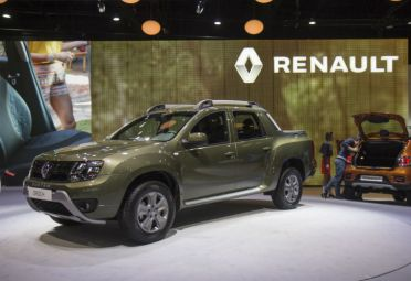 Renault Oroch.