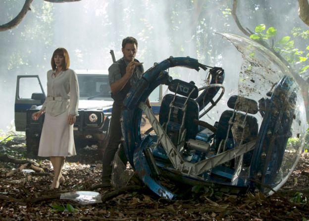Jurassic World cine revista noticias