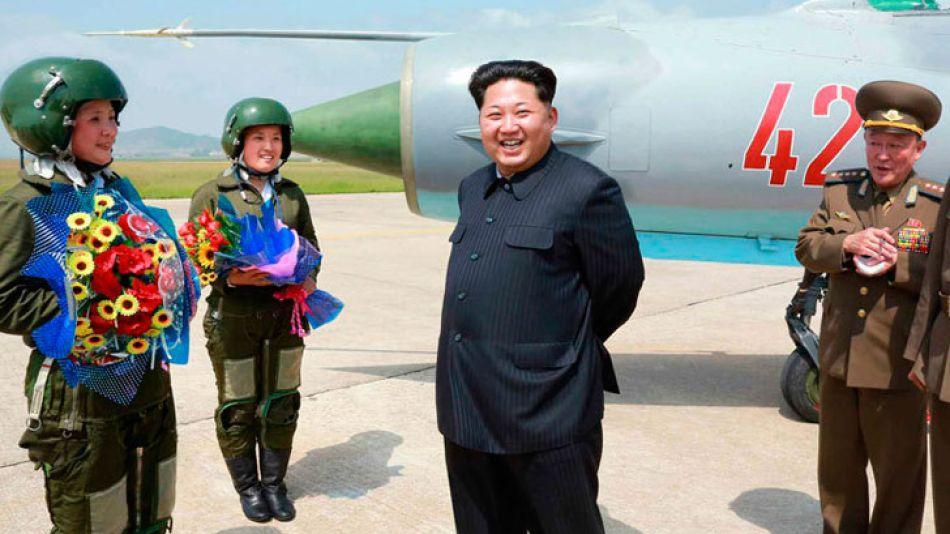 El líder norcoreano Kim Jong-Un, famoso por sus caprichos.
