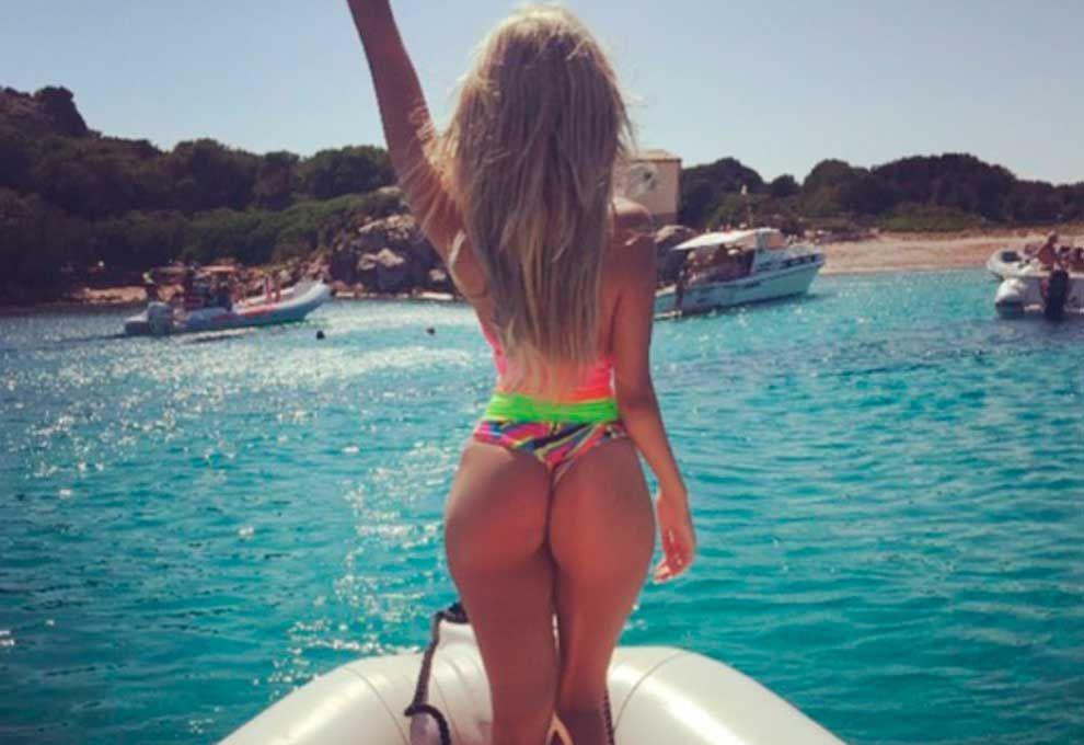 Resultado de imagen para charlotte caniggia instagram