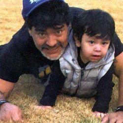 Diego y Dieguito Fernando (1)