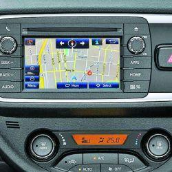 GPS integrado tablero