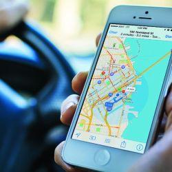GPS smartphone (2)