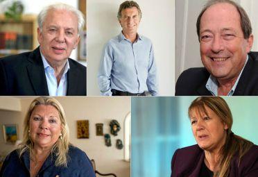 """Sólo 5 de los 13 actuales precandidatos a presidente figuran dentro de """"Las 100 personalidades más honestas"""""""