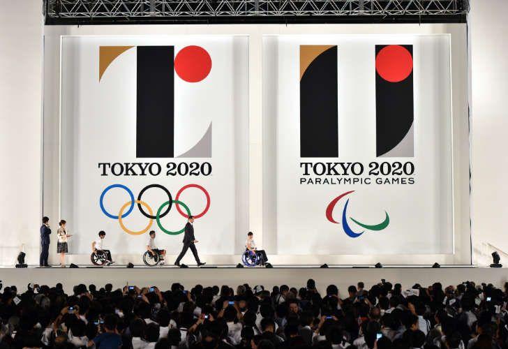 Tokio Presento Su Logo Para Los Juegos Olimpicos 2020 Perfil