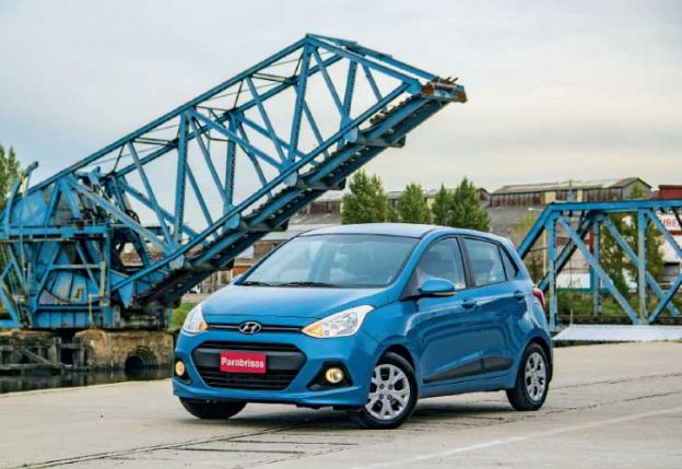 HYUNDAI GRAND I10 revista noticias