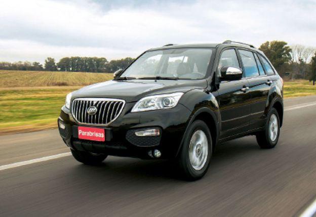 SUV ORIENTAL. La marca Lifan desembarca en el país con un vehículo versatil y promesas de buen precio y servicio posventa.