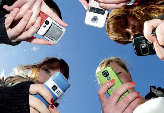 desconectarse de los celulares