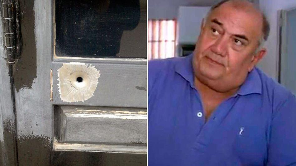 """El empresario Patricio Gorosito, imputado en la causa """"Carbón Blanco""""."""