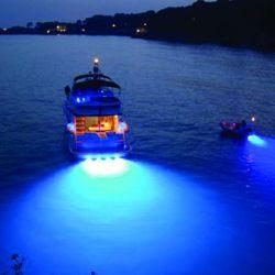luces de navegación