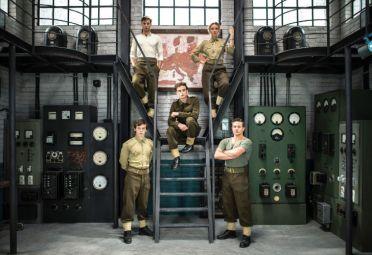 X COMPANY. La ficción, que se estrena en el país, recrea la historia del espionaje durante la Segunda Guerra Mundial.