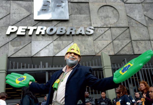 corrupcion en brasil petrolao