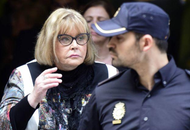 Servini de Cubría, una jueza que siempre es noticia.