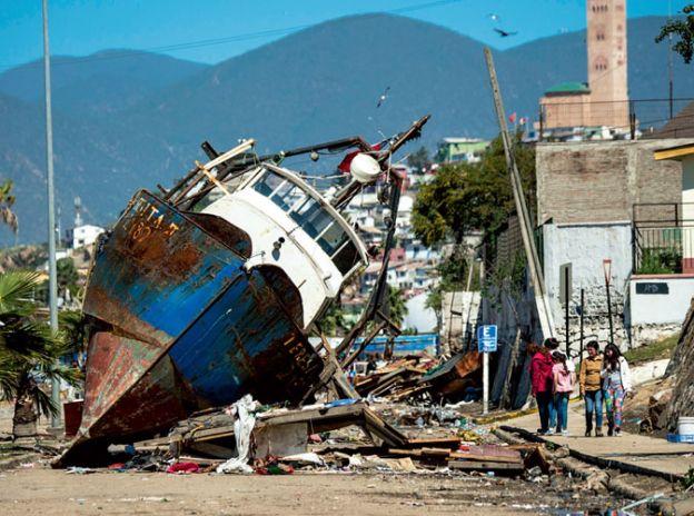 terremoto chile revista noticias