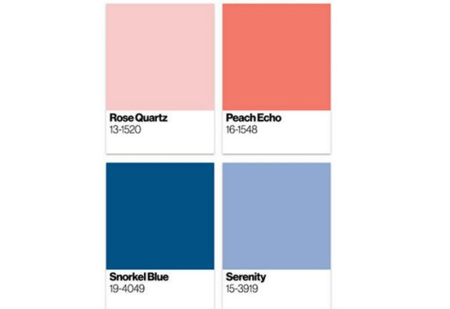 08d18ee0ce Colores que relajan  el top 10 de Pantone 2016