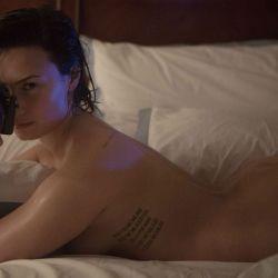 Demi Lovato desnuda