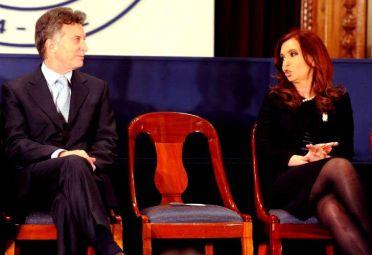 El gesto de CFK que beneficia a Macri