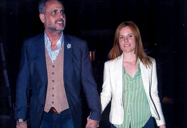 La escapada romántica de Jorge Rial y Agustina Kämpfer a Chile.