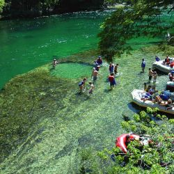 Calle 2-Semana Aventura rafting Rio Manso