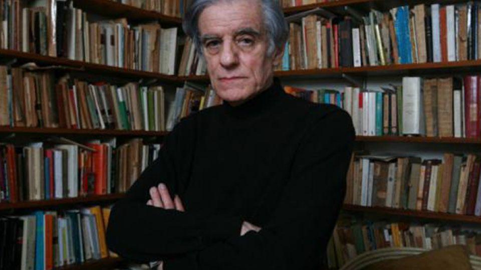 """El """"mundo de las ideas"""": Juan José Sebreli"""