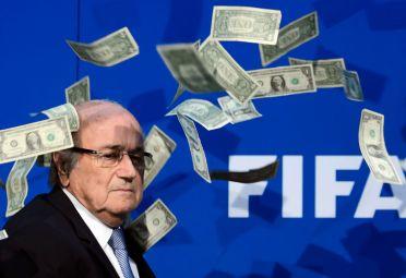La divisa norteamericana que corrompe a las figuras deportivas y dirigentes.