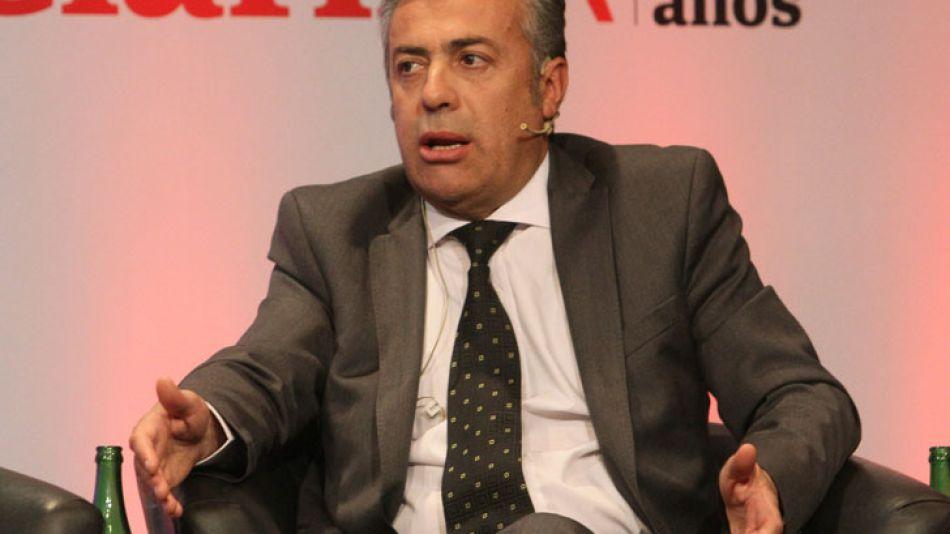 El gobernador electo de Mendoza por el Frente Cambia Mendoza, Alfredo Cornejo.