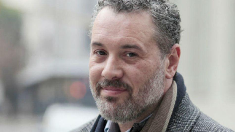 El periodista Carlos Baragán.